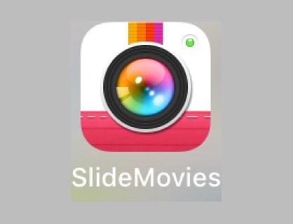 イメージ画像 動画編集アプリSlideMovies