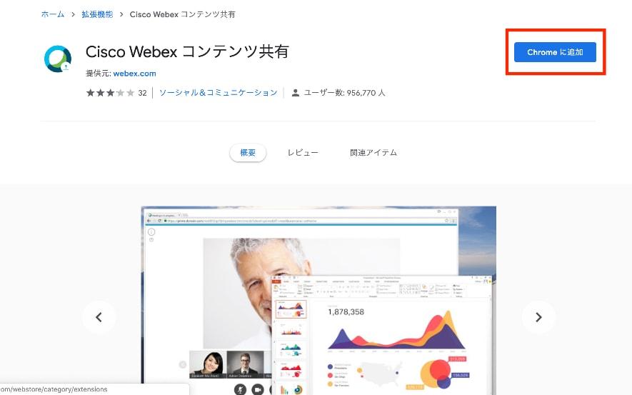 画面共有する方法 ビデオウェブ会議 ciscowebex