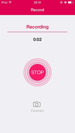 iPhoneの画面を録画する方法 無料アプリShouの使い方