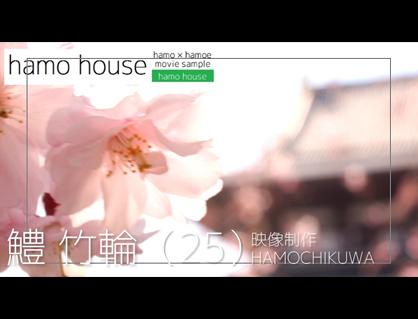【作例】テラスハウス風の動画を作る方法