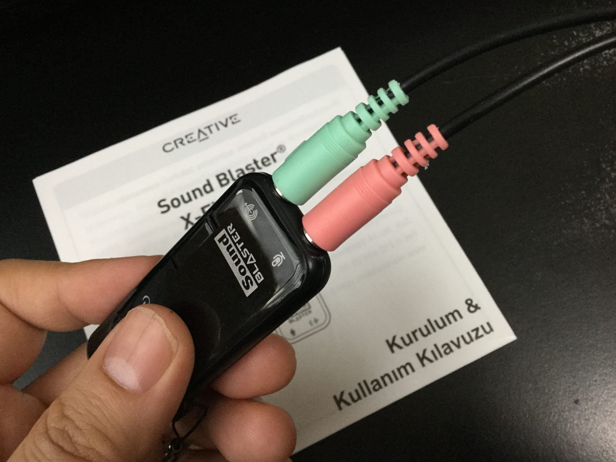Sound Blaster X-Fi Go! Pro r2 Creative SB-XFI-GPR2