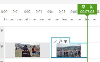ブラウザで動画編集できる無料サービスWE VIDEO動画素材