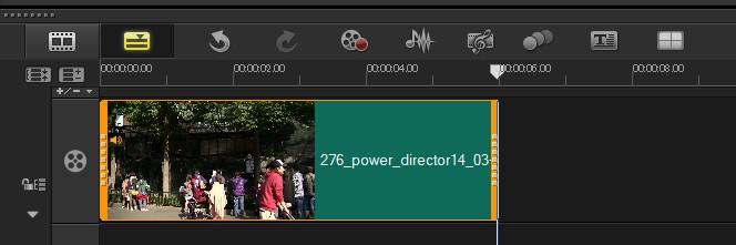 VideoStudio x9の使い方 動画ファイルを短くする