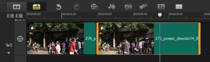 VideoStudio x9の使い方 動画ファイルを分割カットする方法