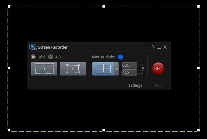 PowerDirector Screen Recorder