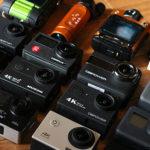 【2018】アクションカメラおすすめ比較ランキング 17機種 選び方3つのポイント