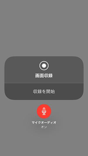 自分の声を録音する方法 iPhoneの画面を録画する方法