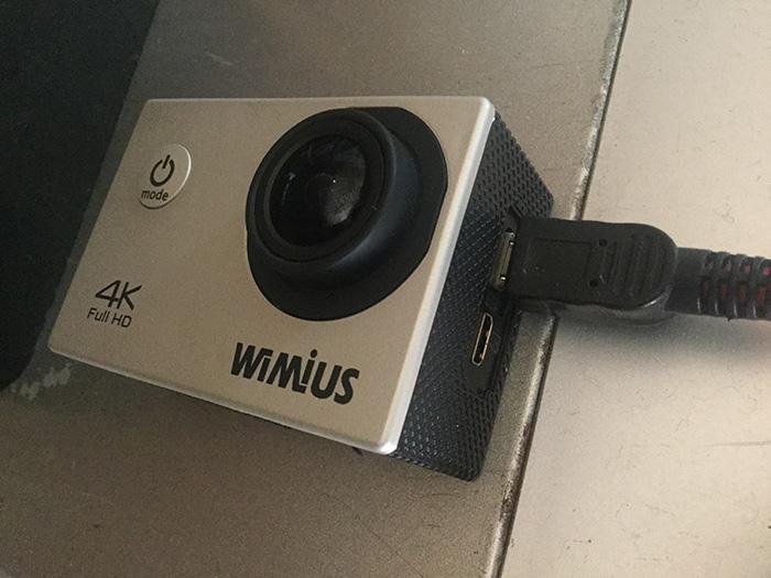 WiMiUS パソコンに取り込む方法