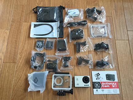 【レビュー】格安4Kウェアラブル・アクションカメラWiMiUSで撮影してみた GoPro同規格