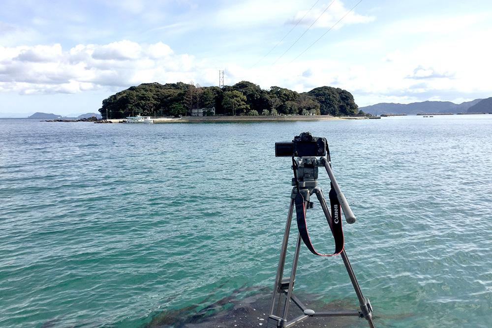 カメラの焦点距離比較