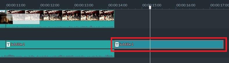 Filmoraテキストテロップのデザインをコピー&ペーストする方法