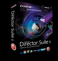 PowerDirector 15 Director Suite