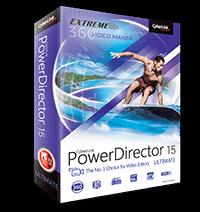 PowerDirector 15 Ultimate