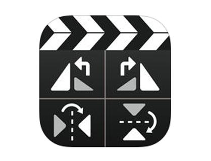 iPhone/iPadで動画の向きを変える方法 アプリ Video Rotate & Flip(No Time Limit) の使い方