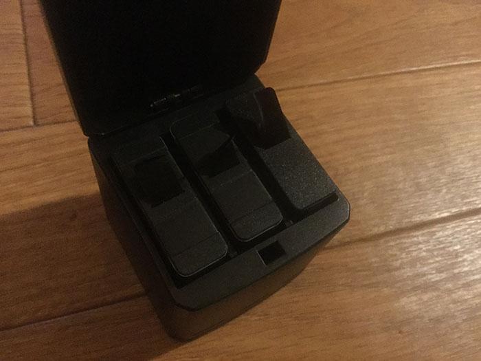 GoPro HERO6用予備バッテリーセット
