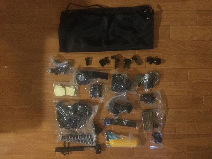 GoPro HERO6 外部アクセサリー