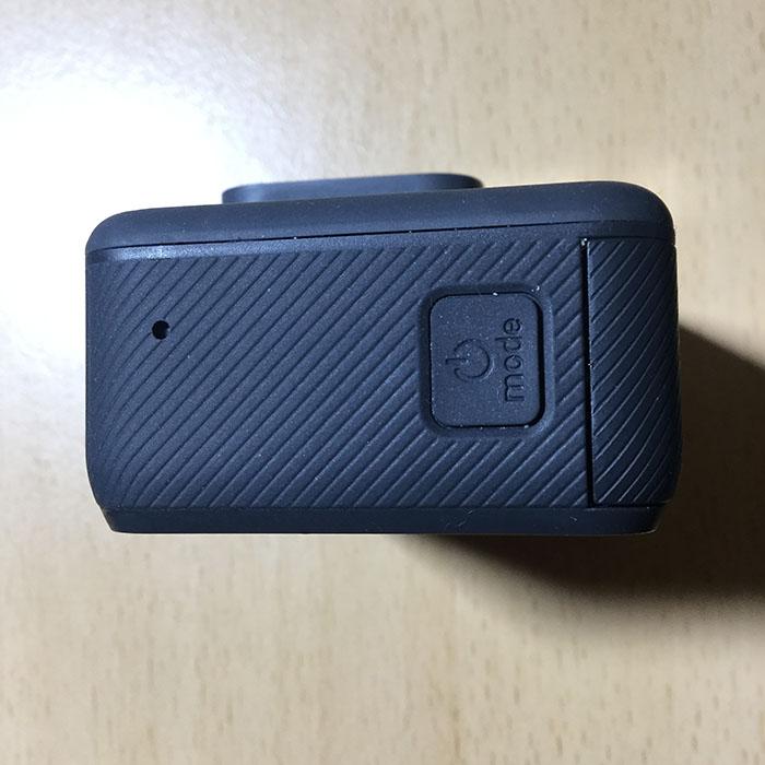 GoPro HERO6を起動させる方法