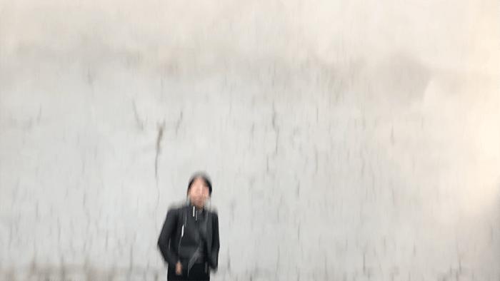 動画のオリジナル切り替えトランジション効果の作例 ティルト