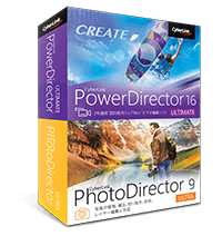 PowerDirector 16 PowerDirector & PhotoDirector