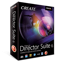 PowerDirector 16 Director Suite