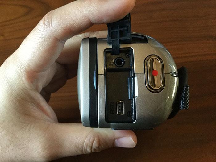 格安ビデオカメラBesteker本体