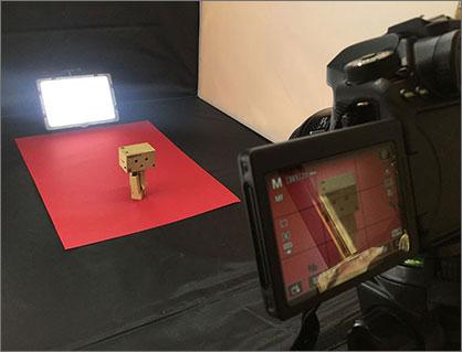 初心者向けの簡易照明を使った物撮り入門(1)