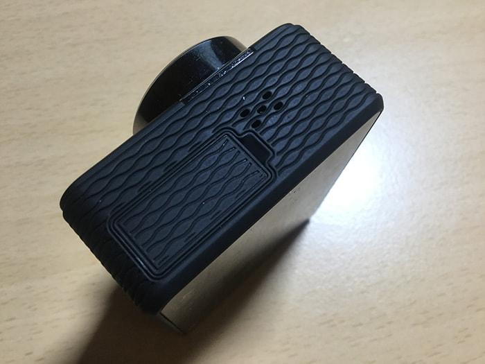 DBPOWER 4K N6 マイクロSDカードの入れ方
