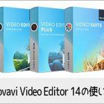 Movavi Video Editor 14の使い方(1) 機能紹介・インストール 動画編集ソフト モバビビデオエディター入門