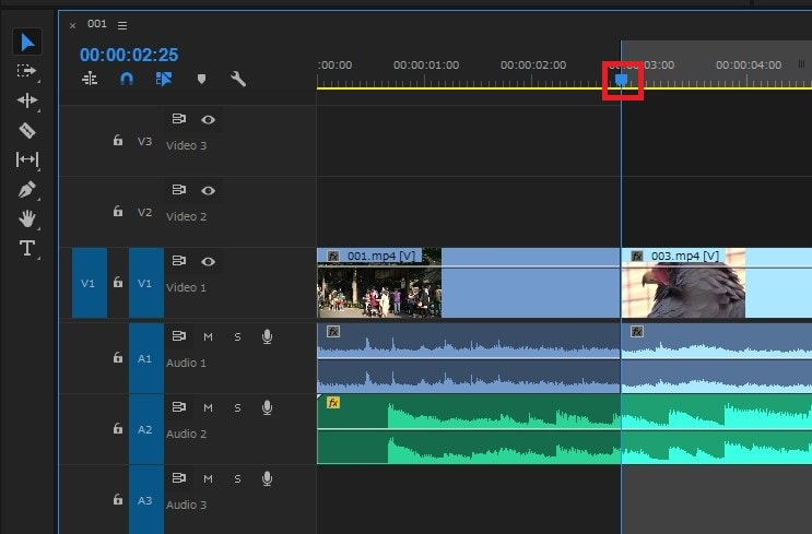動画編集ソフトAdobe Premiere Pro CC テキストテロップ(タイトル)の新規作成方法