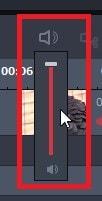 音声音楽の音量調整をする方法 動画編集ソフトGOM Mix Pro