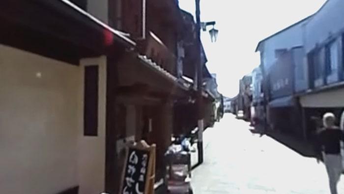 360度自転車撮影 RICOH THETA(シータ) SC