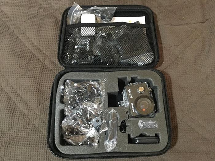 MUSON4Kアクセサリー類 アクション・ウェアラブルカメラ