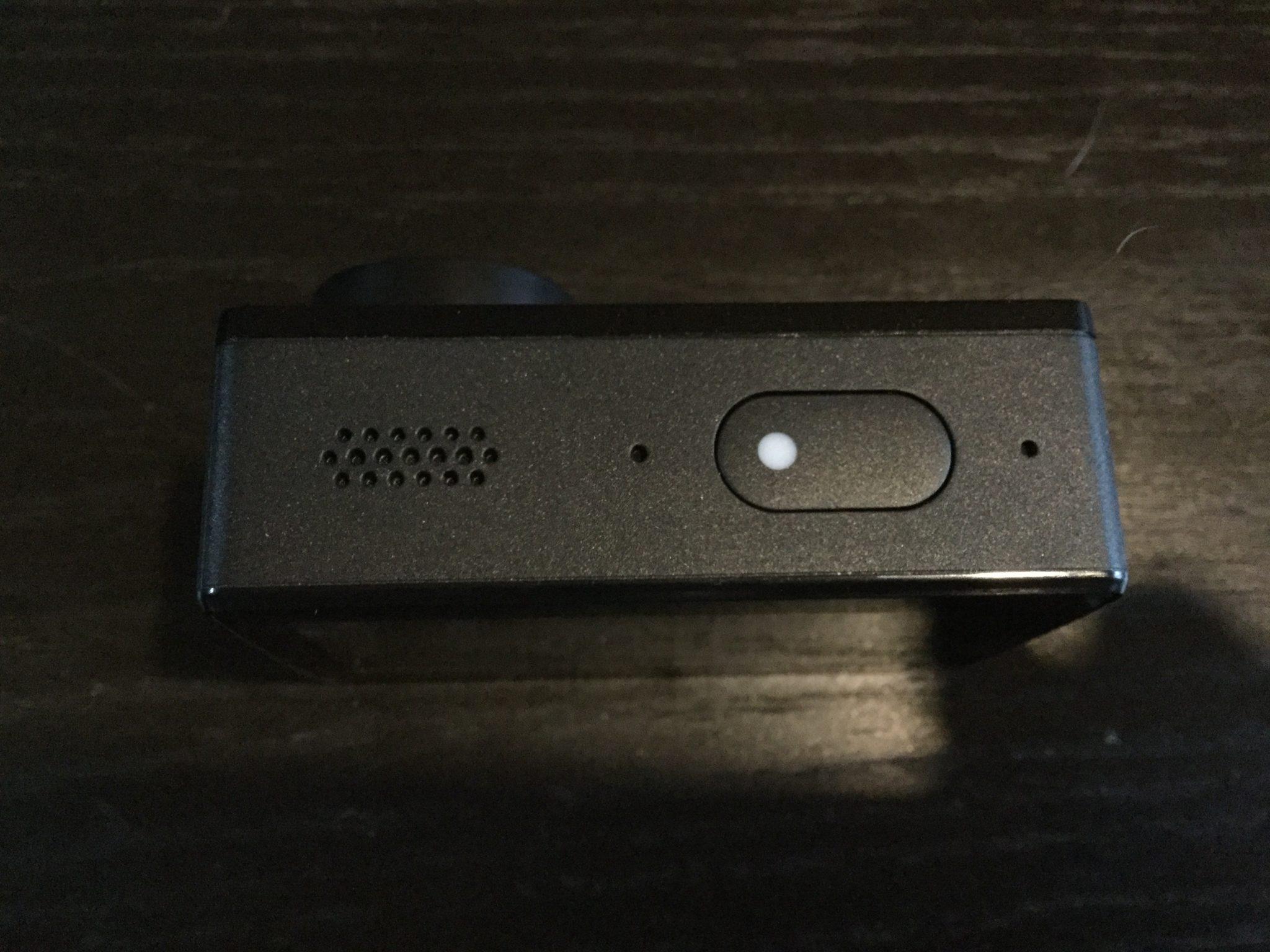 起動ボタンYI 4Kアクションカメラ