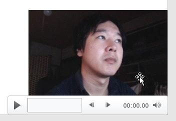 録画データの再生 PowerPointで動画を作る方法