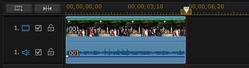 動画のカット編集 PowerDirector17の使い方