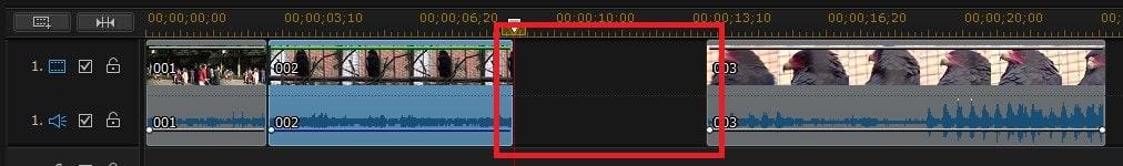 トリミングの種類 PowerDirector17の使い方