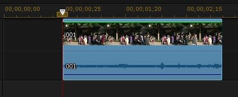 動画の移動方法 PowerDirector17の使い方