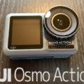 DJI Osmo Action アクション・ウェアラブルカメラ