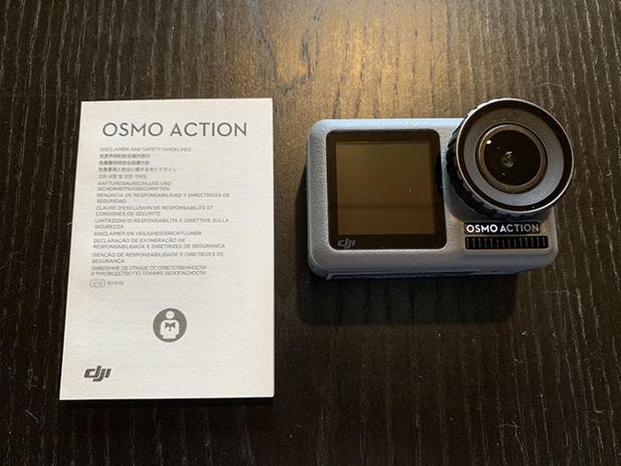 DJI Osmo Action アクション・ウェアラブルカメラ付属品