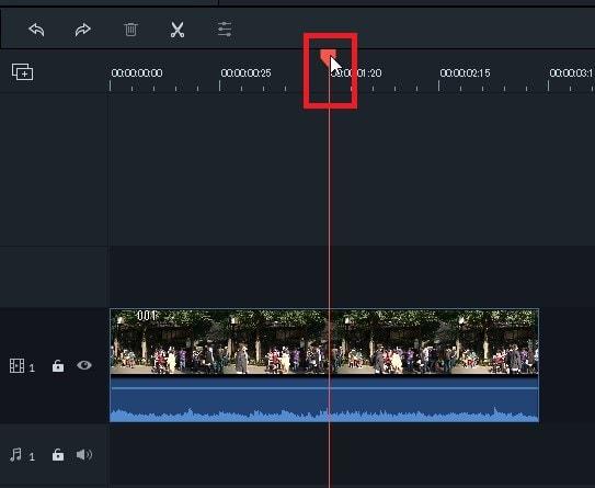 分割カットする方法 動画編集ソフト Filmora9(フィモーラ)