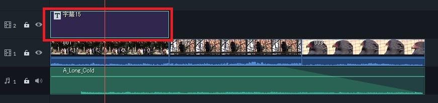 タイトル(テキストテロップ)のプリセットを作る方法 動画編集ソフト Filmora9(フィモーラ)