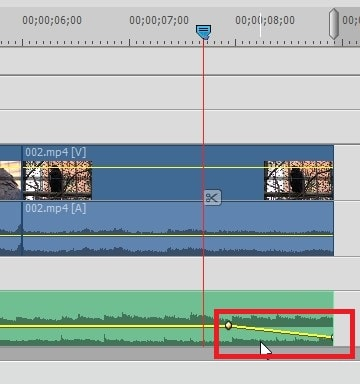 BGM音楽をフェードアウトインさせる方法 Adobe Premiere Elements2019の使い方(1) 機能の紹介 動画編集ソフト アドビプレミアエレメンツ入門