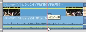 音量調整する方法 Adobe Premiere Elements2019の使い方(1) 機能の紹介 動画編集ソフト アドビプレミアエレメンツ入門