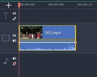 メディアファイルの読み込み方法  動画編集ソフトMovavi Video Editor
