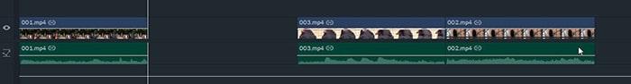 動画の位置を変更する方法 動画編集ソフト フィモーラプロ入門