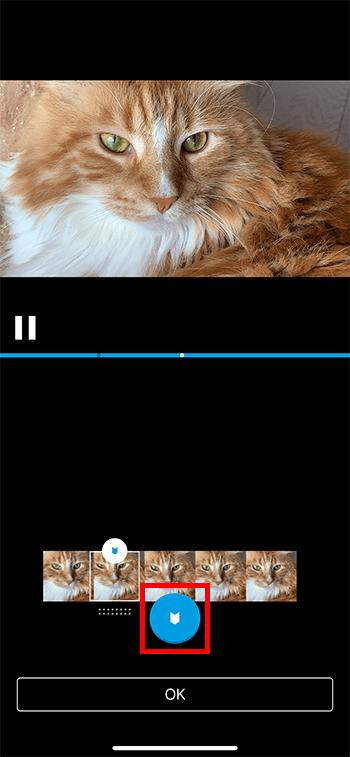 HILIGHTの設定方法 動画編集アプリQuik GoProビデオエディタ