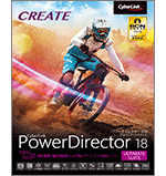 PowerDirector18PowerDirector & PhotoDirector