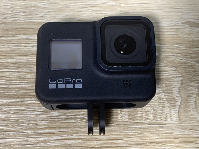 GoPro8アクションカメラ