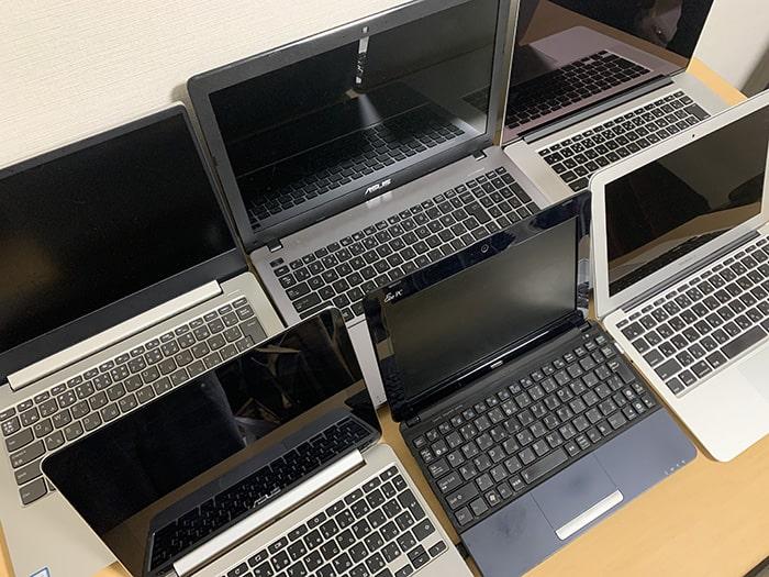 私のパソコン環境