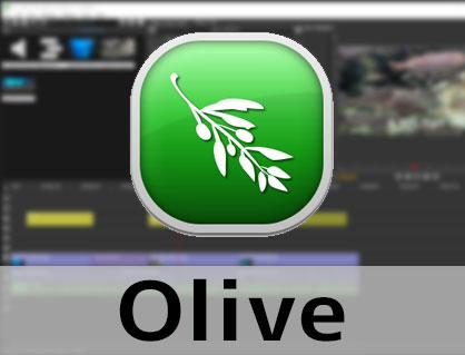 Oliveの使い方(2) 基本的な使い方 動画編集ソフト オリーブ入門